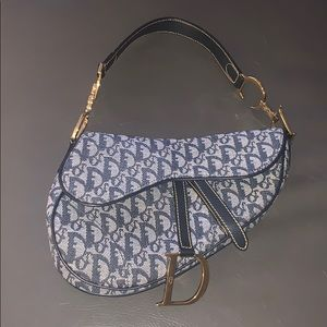 Christian Dior Saddle Bag
